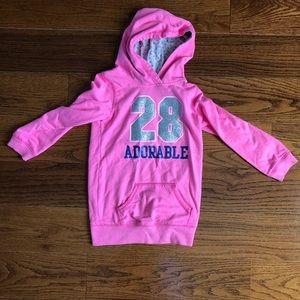 Carters Pink Hoodie